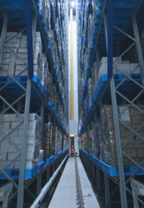 Automated Storage and Retrieval System