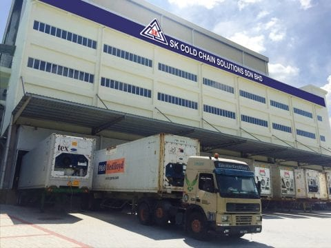 SK Cold Chain Solutions Malaysia